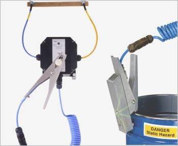 Ground monitoring circuit