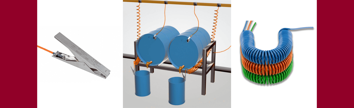 Cen-Stat Clamps and Cables