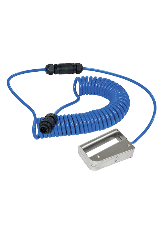 Heavy duty intrinsically safe magnetic static grounding clamp